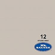 Paper Background 1,35x11m Studio Gray