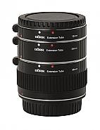Dorr Macro tussenringset 12/20/36mm voor Canon