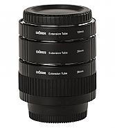 Dorr Macro tussenringset 12/20/36mm voor Nikon