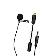 Dorr Omnidirectional Lavalier Microphone for GoPro