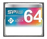 Silicon Power 64GB CFC Professional 400x