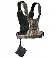 Cotton Carrier Camera Vest G3 voor 1 camera  Realtree XTRA Camo