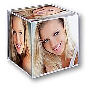 Acrylic Cube 8,5x8,5cm (6pcs)