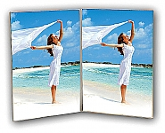 Acrylic double 7x10 vertical (12pcs)