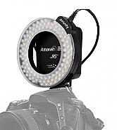 Aputure Amaran Halo LED Ring Flash light Nikon