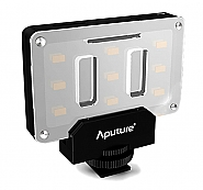 Aputure Amaran M9 Lighting Up