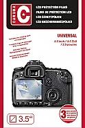 """Caruba LCD Cover Universeel 3.5"""""""