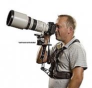 Cotton Carrier STEADY Shot + Camera Vest G3