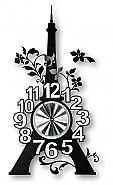 Clock decor Paris