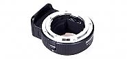 Commlite Lens Mount Adapter Nikon F lenzen op Sony NEX