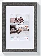 Bohemian frame 18x24 cm, grey