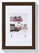 Bohemian frame 18x24cm, walnut