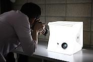 Foldio 1 Draagbare Mini Studio met LED