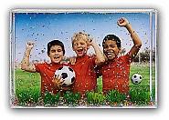 Football Frame (6pcs)