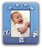 Album Gift Set 2 Slip-in 100 photos- Frame 10x15 blue