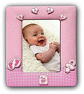 Album Gift Set 2 Slip-in 100 photos- Frame 10x15 pink