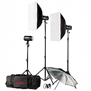 Godox Mini Pioneer Kit 120 watt
