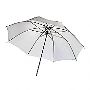 Umbrella 84cm Translucent