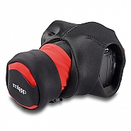 Miggo Grip and Wrap SLR Red/Black