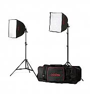 Godox CL55K2 Softbox Kit 2