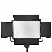 Godox LED 500C met barndoors