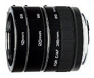 Kenko tussenringset Canon EF en EF-S (12/20/36mm)