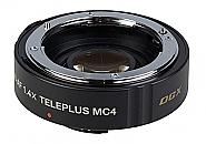 Kenko MC 4  Nikon 1.4x DGX