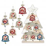 Kit Christmas bells (36)