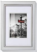 Frame Metro 30x40 Silver