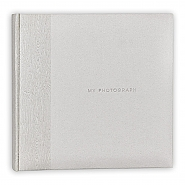 Album Louis 20 sheets  24x24cm white