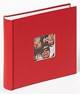 Memo album fun dark red 13x18cm  200 photos
