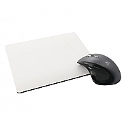 Mousepad Black foam, White top 230x190 (10)