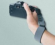SLR Wrist Strap Black