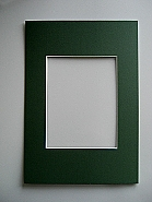 Galerie Passep 030 x 040 green