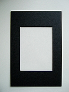 Galerie Passep. 15x20 Black
