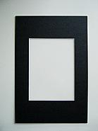 Galerie Passep. 13x18 Black