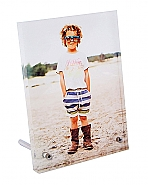 Photo Block met metalen voetjes 178 x 128 x 15mm (1)