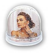 Photo globe glitter 6 pcs