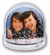Photo Globe Snow kit 6pcs
