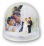 Photo Globe Wedding