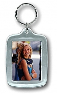 Photo Keychain Rectangle (36pcs)