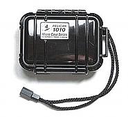 PeliCase 1010 Microcase zwart