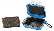 PeliCase 1010 Microcase blauw