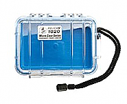 Pelicase 1020 Microcase blauw