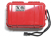 Pelicase 1040 Microcase rood