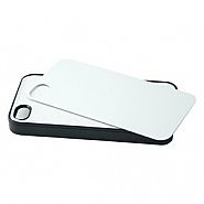 iPhone 4/4S Case, Plastic, White (10)