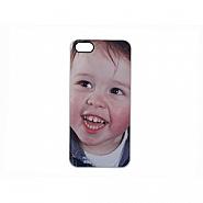 iPhone 5 Case, Plastic, White (10)