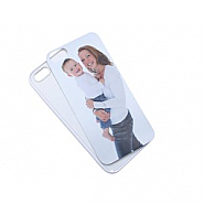 iPhone 5 Case, Rubber, White (10)