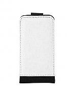 iPhone 4  Flip Case, Black opens downwards (5)