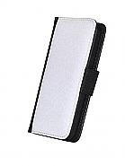 iPhone 5 Flip Case, Black opens sidewards (5)